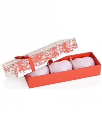 Crabtree and Evelyn soap box