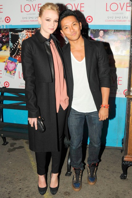 Rex Features at the launch of Prabal Gurung for Target in New York