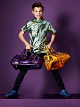 Burberry release new spring/summer 2013 campaign images of Romeo Beckham