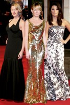 Baftas Best Dressed News