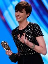 Anne Hathaway - BAFTA Awards 2013