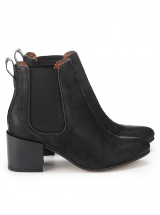 Whistles Carlotta Block Chelsea Boot