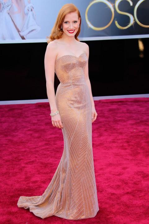 best dresses from oscar 2013