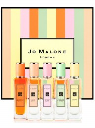 Jo Malone Sugar and Spice perfume collection