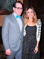 Sarah Jessica Parker and Matthew Broderick at Love N Courage annual benefit in New York