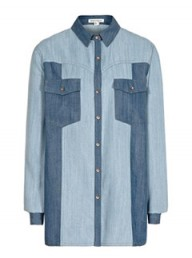 Reiss 1971 Robbie denim shirt