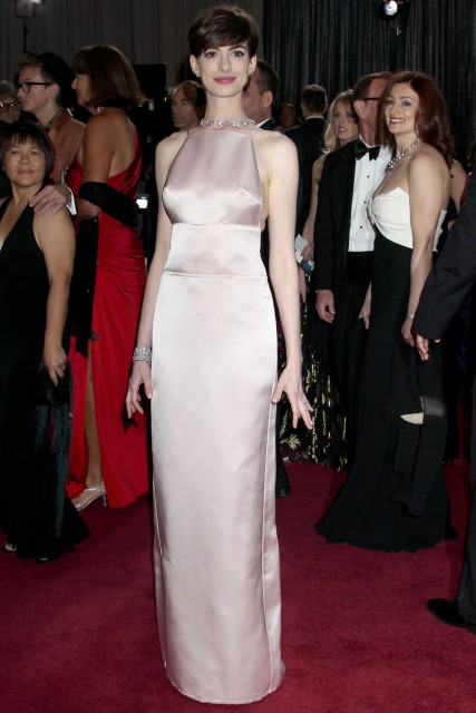 Anne Hathway Oscars