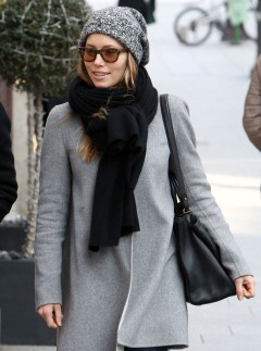 Jessica Biel Paris