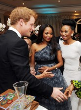 Prince Harry in South Africa