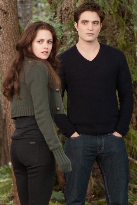 Kristen Stewart Breaking Dawn Part 2