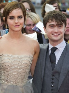 Emma Watson Daniel Radcliffe
