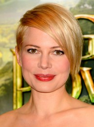 Michelle Williams - Short Hairstyles
