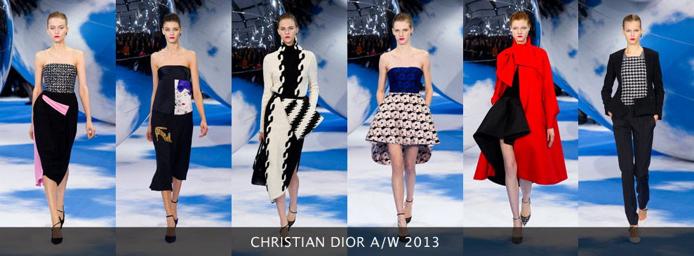 Christian Dior A/W 2013