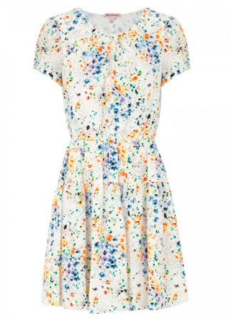 Dress on Floral Print Dress    180 Summer Dresses 2013 Summer Outfits 2013