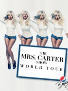 Beyonce tour poster