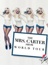 Beyonce tour poster