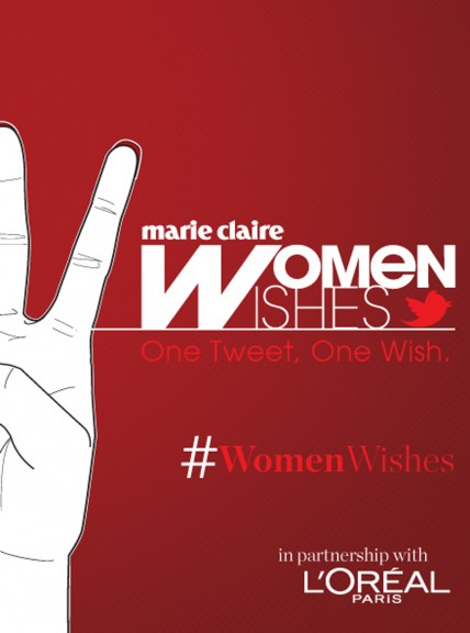 Join Our Campaign WomenWishes