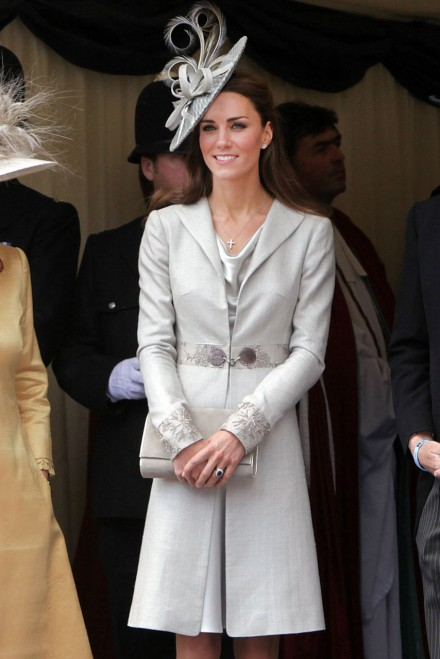 Kate Middleton S Conservative Style Is Critiqued By Designer Katherine Hooker Marie Claire