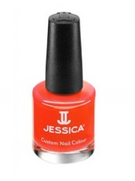Jessica Alia Sun Kissed Beauty Custom Nail Polish 