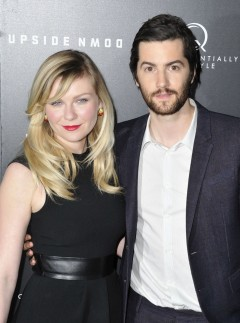 Kirsten Dunst and Jim Sturgess