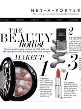 Net-a-porter to launch beauty