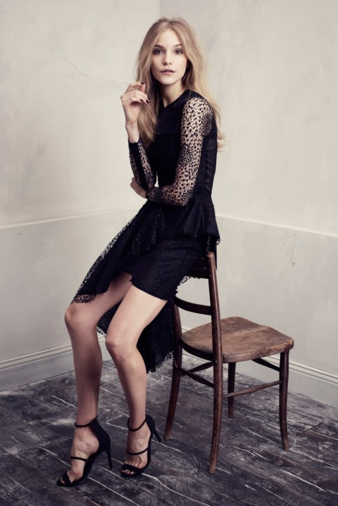 H&M Conscious Collection Partywear Range 2013 3