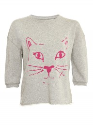 Shine Lunar Cat Jumper