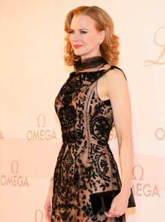 Nicole Kidman at Omega Watches Gala in Vienna