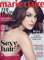 Keira Knightley for Marie Claire - Marie Claire UK - May 2013