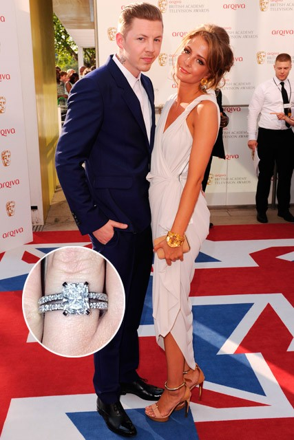 Millie Mackintosh - Millie Mackintosh Engagement Ring