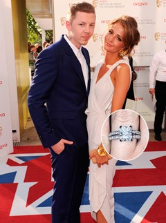 Millie Mackintosh Engagement Ring