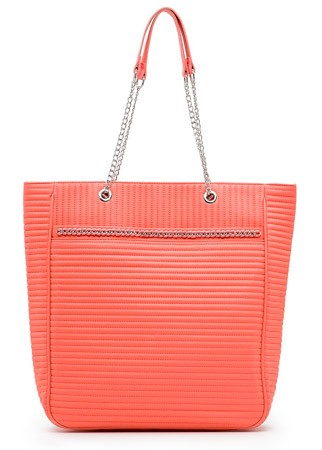 Mango quilted tote, &pound;49.99