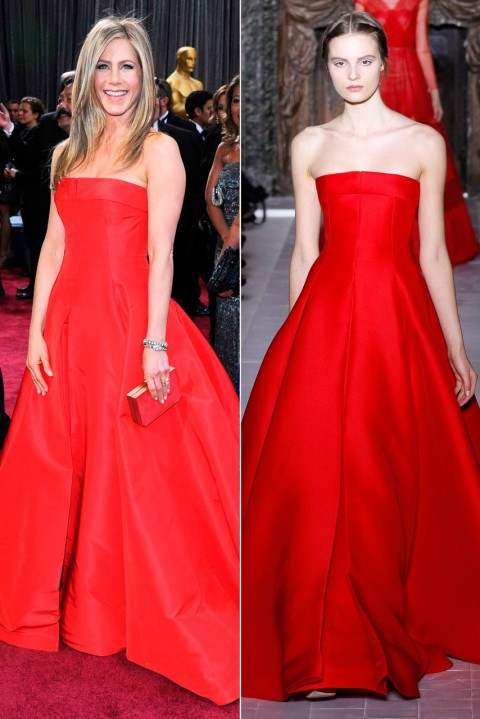 Runway to Red carpet – Marie Claire UK