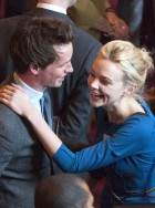 British Film Industry reception Eddie Redmayne and Carey Mulligan 