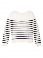 Clu striped top
