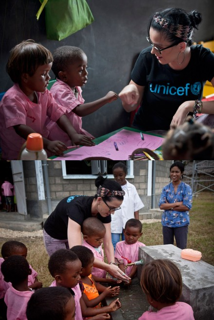 Katy Perry Unicef