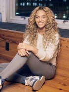 Beyonce video interview for Chime for Change