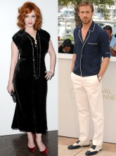 Ryan Gosling Christina Hendricks
