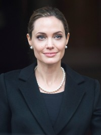 Angelina Jolie at G8 Summit