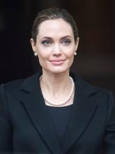 Angelina Jolie at G8 Summit