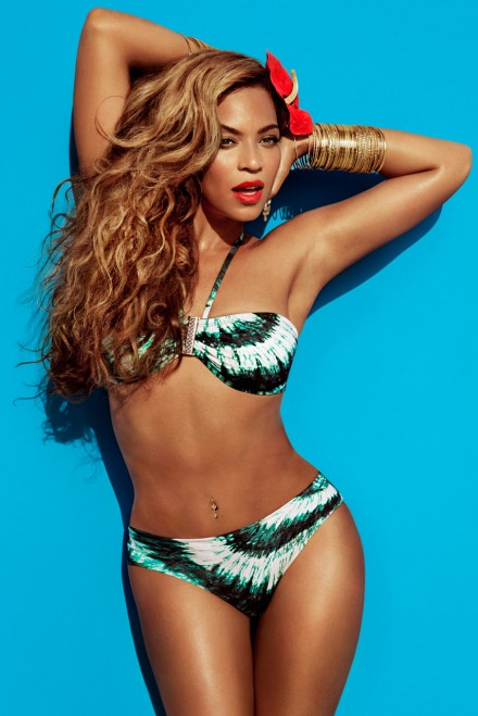 Beyonce for H&M high summer 2013