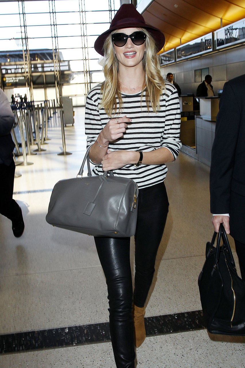 Best Celeb Airport Fashion to Inspire Travel Style ...