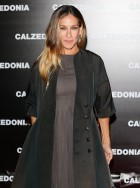 Sarah Jessica Parker at the Calzedonia swimwear launch party in Italy