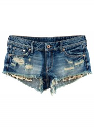 H&amp;M denim shorts