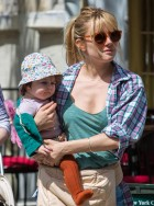 Sienna Miller and Marlowe