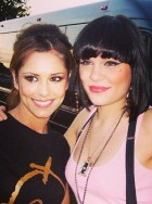 Jessie J Cheryl Cole