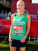 The London Marathon 2013