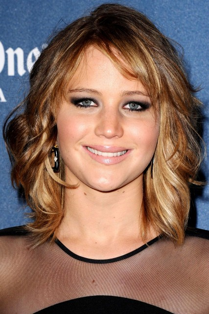 Jennifer Lawrence's Short Hairstyle Shocks Her Hairdresser | Marie