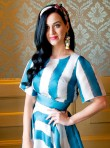 Katy Perry at the Smurfs 2 photocall in Cancun