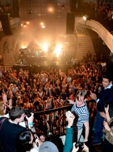 The Kaiser Chiefs Play Burberry Store Gig